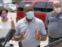 Houston, TX Mayor: $250 Fine for Not Wearing Masks