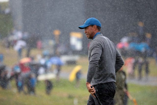 Tiger Woods cites weather, poor putting for Memorial blunders