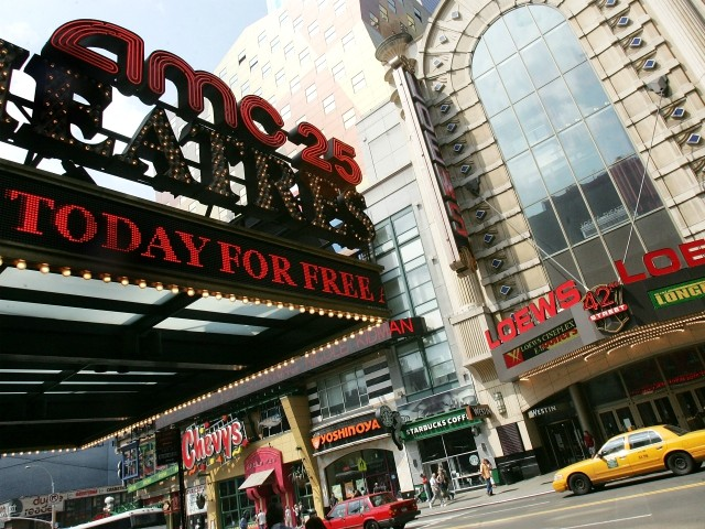 New York City Movie Theaters to Reopen at 25 Percent Capacity in March