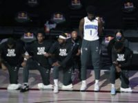 Jonathan Isaac's Orlando Magic Jersey Sales Skyrocket After He Stands for National Anthem