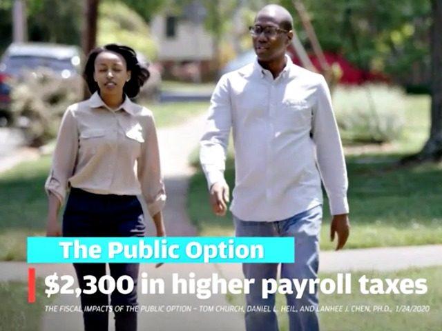Ad Against the Public Option