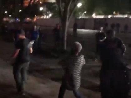 Assault Lafayette Square (Breitbart News)