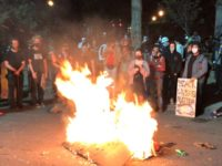 Bible Burning in Portland