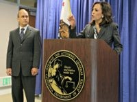 Kamala Harris 'Wanted to Be a Prosecutor to Protect' Victims of Sexual Abuse, Failed to Protect Victims of Priests