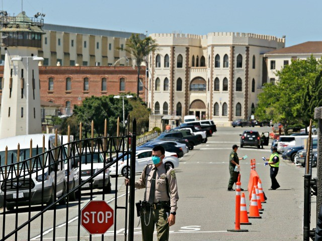 18,000 Inmates Being Released from CA Prisons over Virus Concerns
