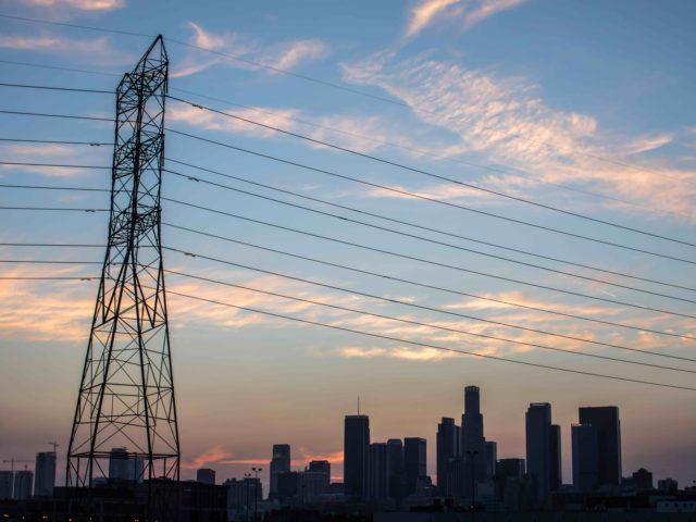 California blackouts (App Gomes / AFP / Getty)