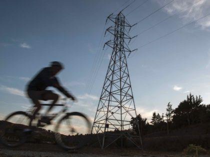 California blackouts (Josh Edelson / AFP / Getty)