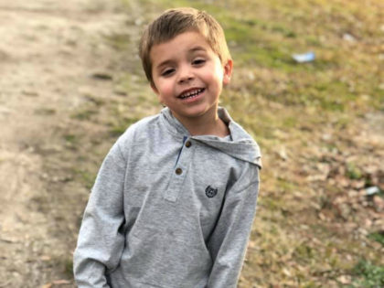 Five-year-old Cannon Hinnant was shot and killed Sunday in Wilson, North Carolina.