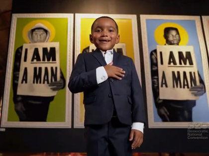 Cedric Richmond Jr. / Pledge of Allegiance / DNC August 20, 2020 / VIDEO: Trayvon Martin Image Displayed During Pledge of Allegiance at DNC