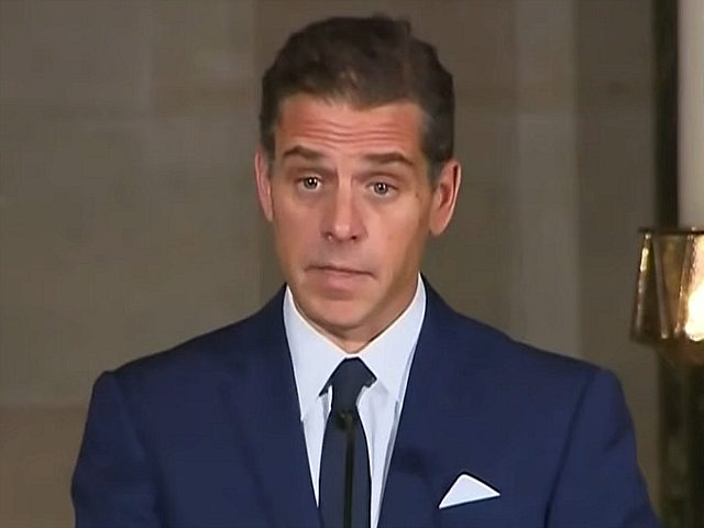 Exclusive — Peter Schweizer: Hunter Biden's Flipped Business Partner Provided 26,000 Emails