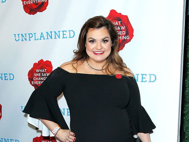 HOLLYWOOD, CA - MARCH 18: Abby Johnson attends the Unplanned Red Carpet Premiere on March 18, 2019 in Hollywood, California. (Photo by Maury Phillips/Getty Images for Unplanned Movie, LLC)