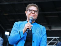 Biden Vice President Prospect Karen Bass 'Has Long History of Speaking at Socialist Events'