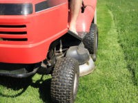 Anonymous Donor Replaces Elderly Man's Stolen Riding Lawn Mower: 'There Are Still Some Good People'