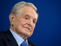 George Soros: Trump 'Fighting for His Life,' Will Do 'Anything to Stay in Power'