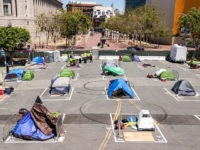 California Using $100 Million of Federal Virus Funds to House Homeless