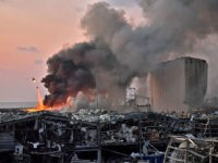 Lebanon Arrests Beirut Port Officials Overseeing Storage Following Blast