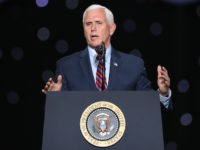 Vice President Mike Pence on Breitbart News Daily: We're Doing Our 'Very Best' to Preserve Free Speech Online