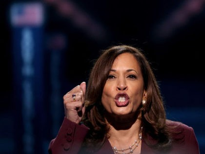 Kamala Harris: 'Our World Does Not Yet Work for Women as It Should'