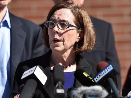 Democrat Oregon Gov. Kate Brown Declares State of Emergency in Portland for 1st Time over Antifa Counter-Protest