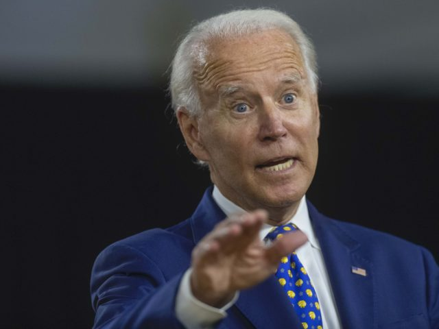 Joe Biden (Mark Makela / Getty)