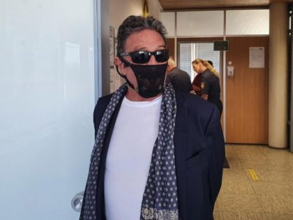 John McAfee Arrested for Wearing a Thong as a Mask in Norway