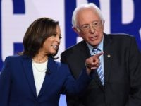 GovTrack: Kamala Harris Further Left than 'Democratic Socialist' Bernie Sanders