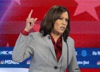 Kamala Harris: Most Liberal Senator; Backed Green New Deal, 'Medicare for All'