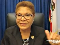 Karen Bass: 'Defund the Police' Means 'Refund the Communities'