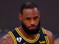 LeBron James Tweets a Photo of a Police Officer Potentially YOU'RE NEX