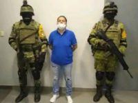 Female Los Zetas Cartel Enforcer Arrested on Drug Charges