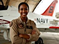 Maddy Swegel, First Black Female Tactical Pilot