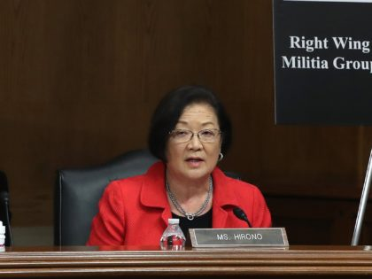Mazie Hirono (Chip Somodevilla / Getty)