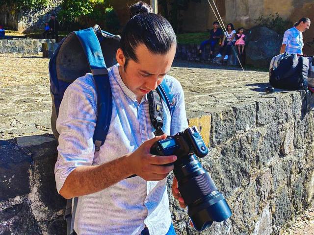 Mexican Murdered Journo