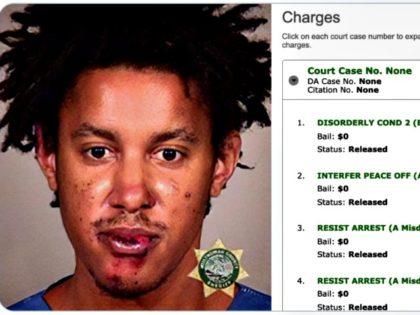 Portland Rioter