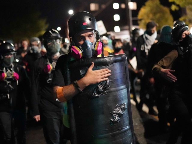 Portland riots (Nathan Howard / Getty)