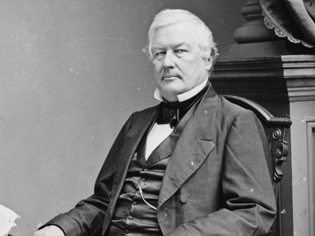 U. of Buffalo Will Remove President Millard Fillmore's 'Deeply Hurtful' Name from Building thumbnail
