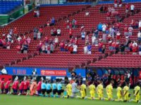 Players Kneeling for Anthem Met with Boos Before MLS Game