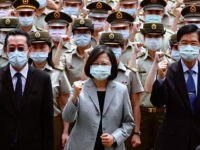 Taiwan's President Touts 'Stronger than Ever' U.S. Relationship amid Chinese Threat