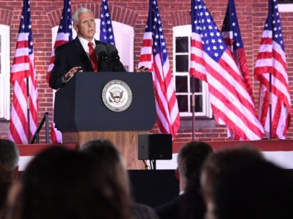VP Mike Pence (Saul Loeb / AFP / Getty)