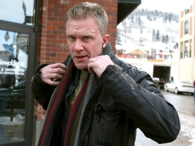 PARK CITY, UT - JANUARY 18: Actor Anthony Michael Hall poses during the 2008 Sundance Film Festival on January 18, 2008 in Park City, Utah. (Photo by Scott Halleran/Getty Images)