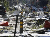 Lebanese Red Cross: Over 100 Dead, 4,000 Injured, Hundreds Missing