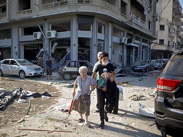 Beirut in lebanon