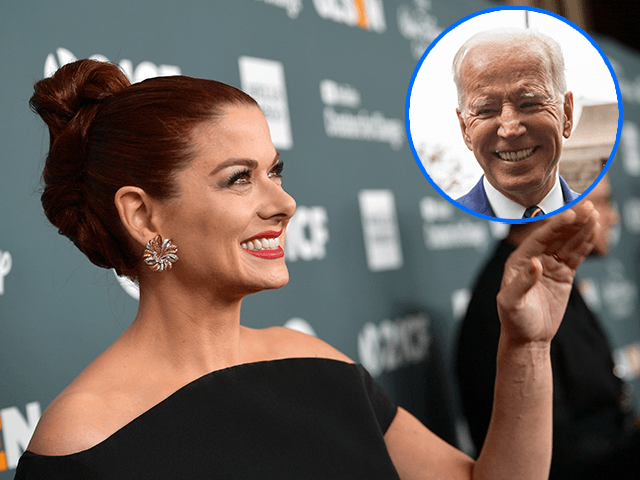 Debra Messing Teaming with Biden Campaign for 'Value of Women Voters' Fundraiser