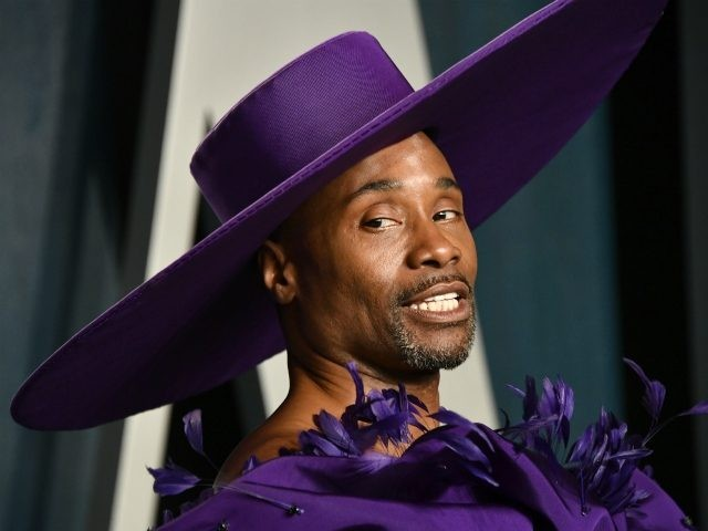 BEVERLY HILLS, CALIFORNIA - FEBRUARY 09: Billy Porter attends the 2020 Vanity Fair Oscar Party hosted by Radhika Jones at Wallis Annenberg Center for the Performing Arts on February 09, 2020 in Beverly Hills, California. (Photo by Frazer Harrison/Getty Images)
