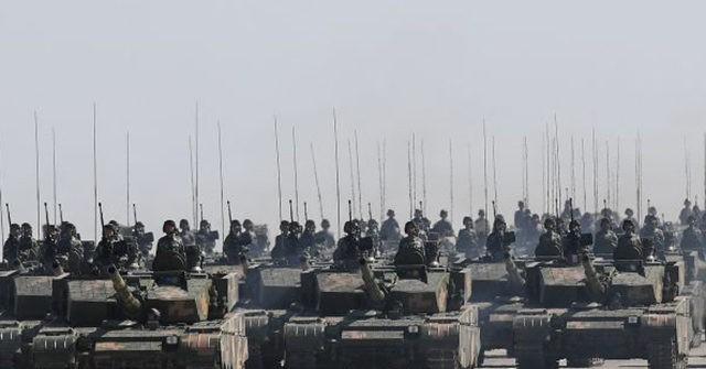 Chinese Military Posts Video of Hong Kong Air Defense Drills