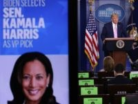 Donald Trump: Kamala Harris 'Sort of a Madwoman'