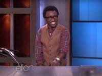 Ex-'Ellen' DJ Tony Okungbowa Notes 'Toxicity' on Ellen DeGeneres Show