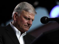 Franklin Graham: 'Shame, Shame' on the 10 Republicans