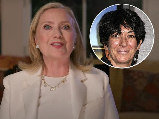 British socialite Ghislaine Maxwell allegedly refused to help a CBS producer find videotapes Jeffrey Epstein made of Bill Clinton because it would hurt Hillary Clinton's chances of winning the White House in 2016, according to a recently published book.