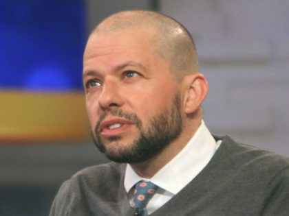 NEW YORK, NY - APRIL 6: Jon Cryer at ABC's Good Morning America in New York City on April 6, 2015. Credit: RW/MediaPunch/IPX